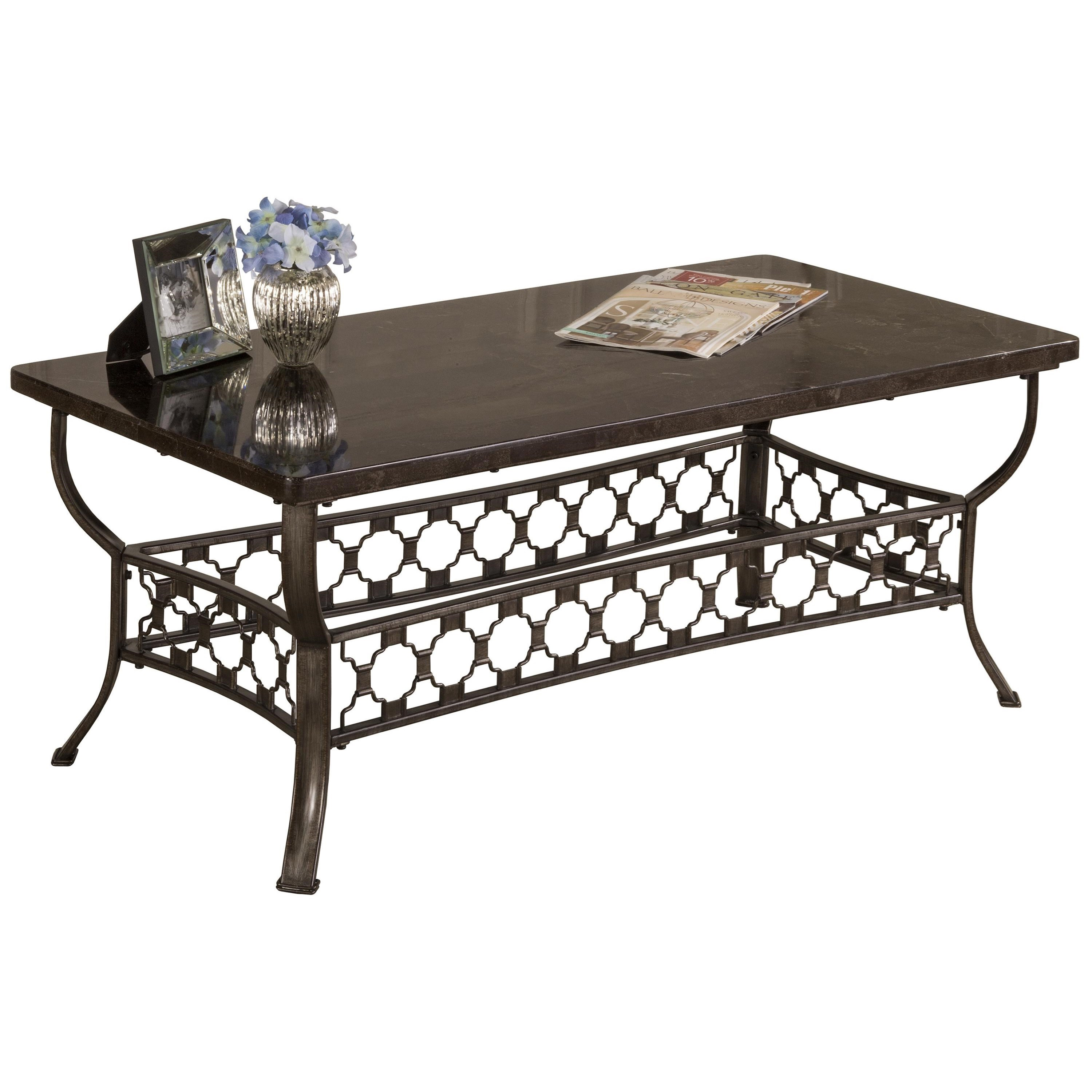 Hillsdale Brescello  Rectangle Coffee Table - Item Number: 5752CTR