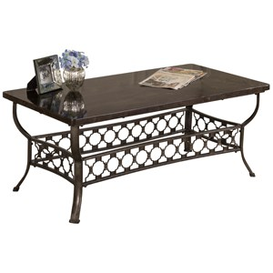 Hillsdale Brescello  Rectangle Coffee Table