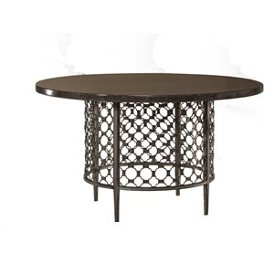 Hillsdale Brescello  Round Dining Table