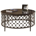 Hillsdale Brescello  Round Coffee Table - Item Number: 5752OTC