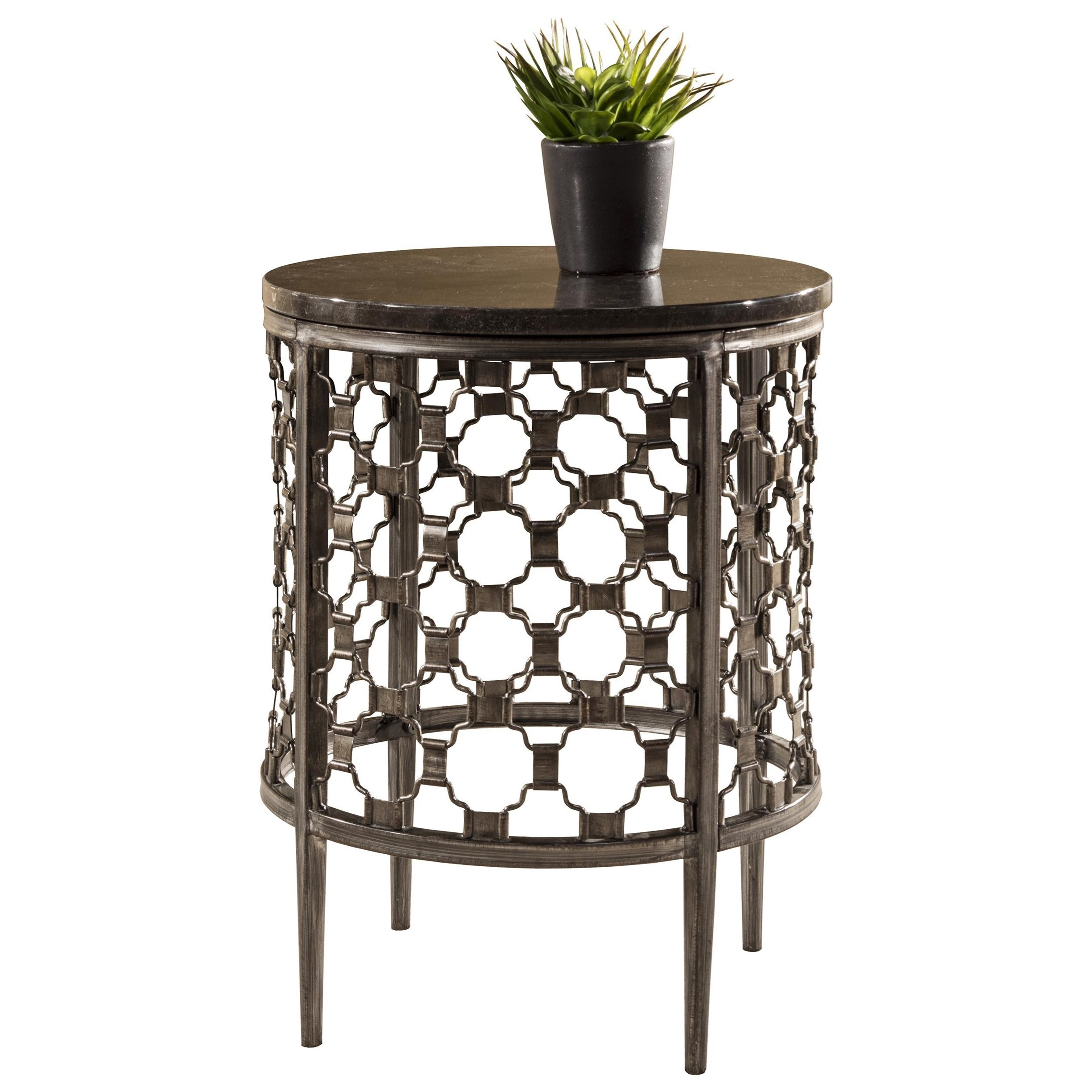 Hillsdale Brescello  Round End Table - Item Number: 5752OTE