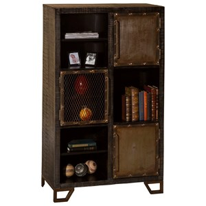 Morris Home Furnishings Bridgewater Curio