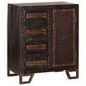 Hillsdale Bridgewater Cabinet  - Item Number: 5806-896B