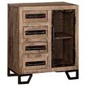 Hillsdale Bridgewater Accent Cabinet - Item Number: 5806-896C