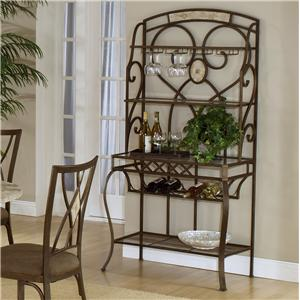Morris Home Furnishings Brookside Baker's Rack