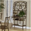 Hillsdale Brookside Baker's Rack - Item Number: 4815-850