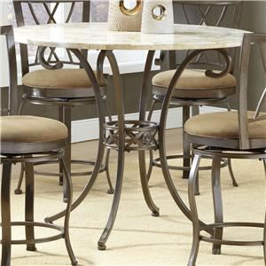 Morris Home Furnishings Brookside Counter Height Dining Table
