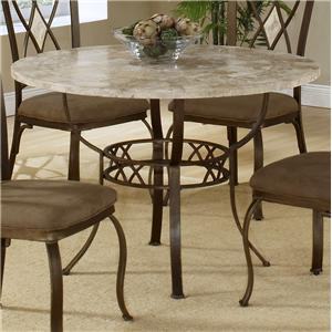 Hillsdale Brookside Round Dining Table