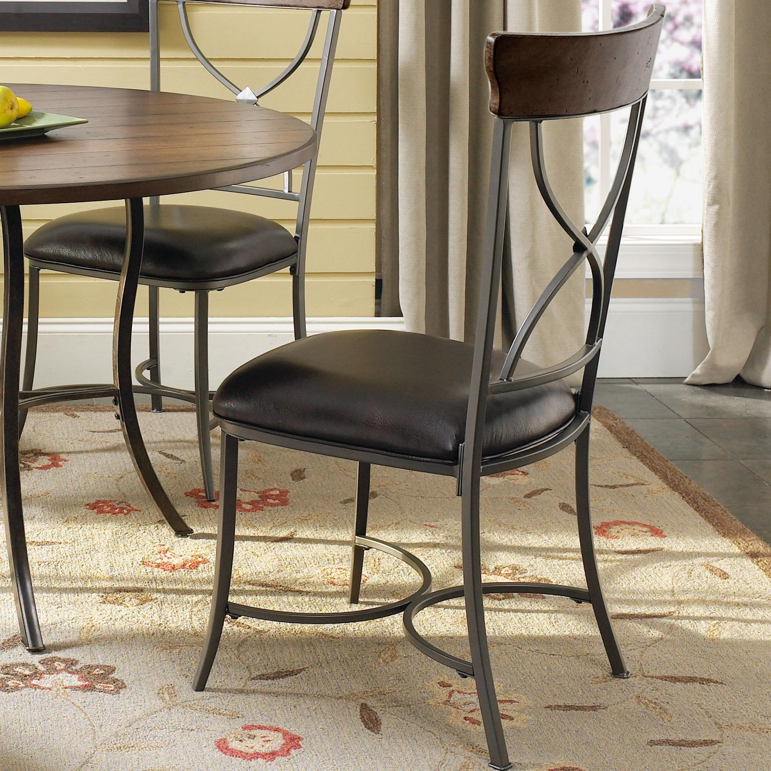 Hillsdale Cameron Dining Side Chair - Item Number: 4671-802