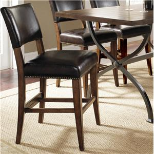 Morris Home Furnishings Cameron Parson Counter Stool