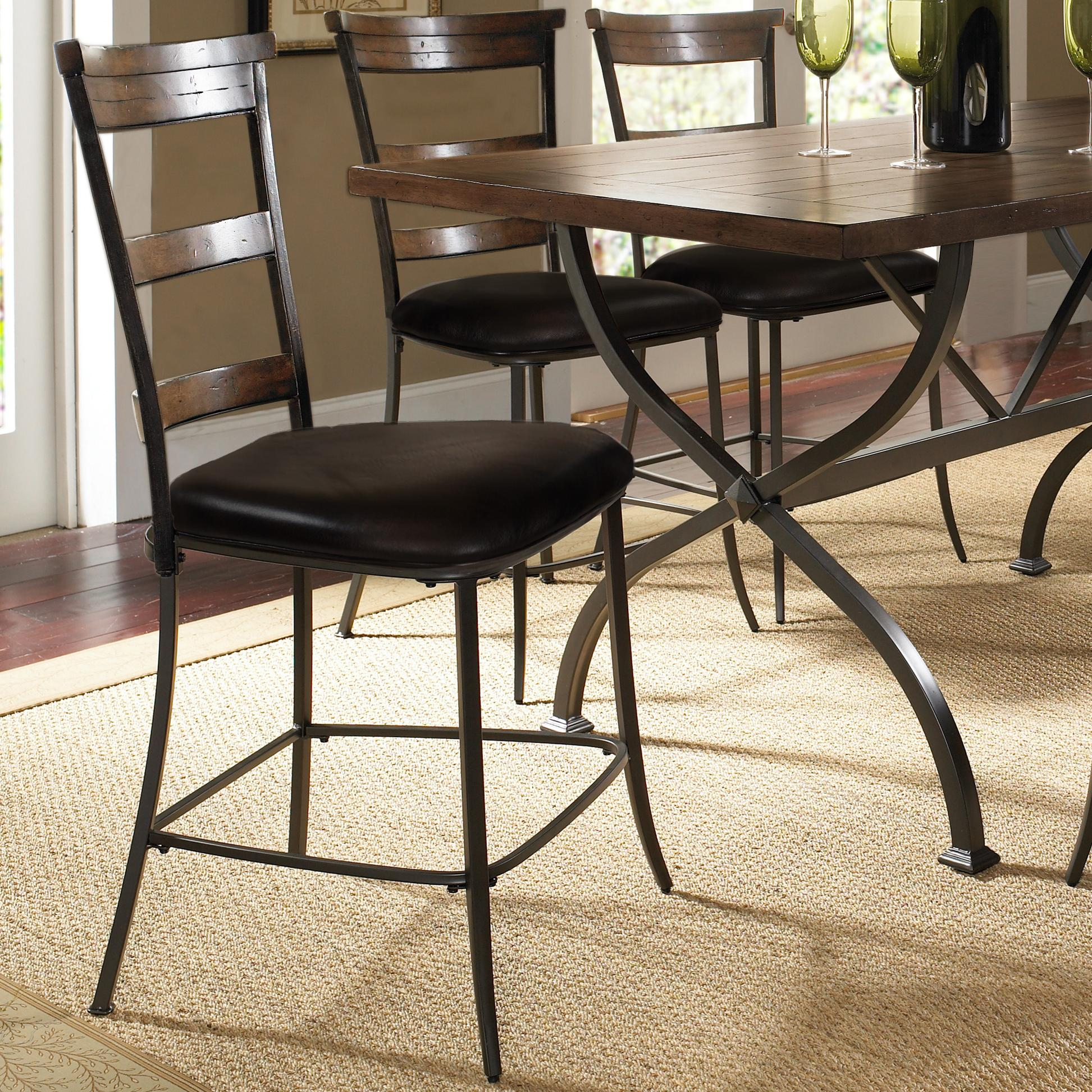 Hillsdale Cameron Ladder Back Stool - Item Number: 4671-825