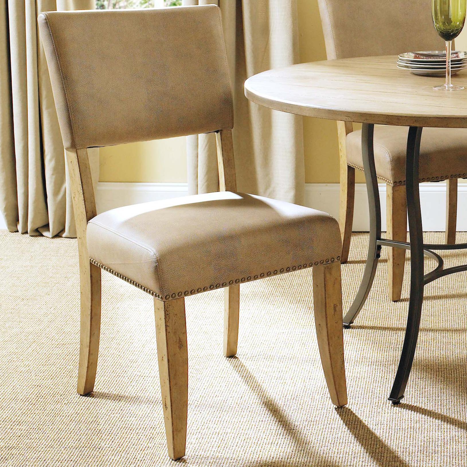 Hillsdale Charleston Parson Dining Chair - Item Number: 4670-804