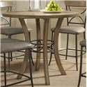 Hillsdale Charleston Wood Counter Height Table - Item Number: 4670CTB