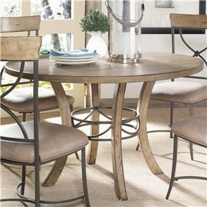 Hillsdale Charleston Round Wood Table