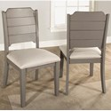 Hillsdale Clarion Dining Side Chair - Set of 2 - Item Number: 4541-802