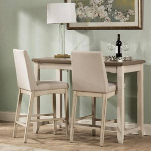 3-Piece Counter Height Dining Set