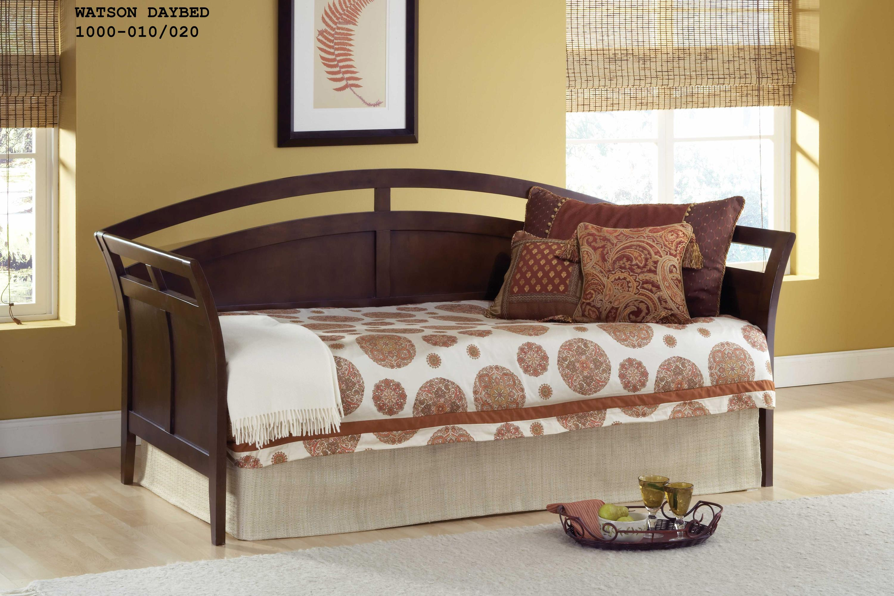 Hillsdale Daybeds Twin Watson Daybed - Item Number: 1000DBLH