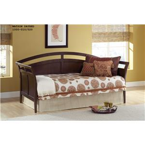 Hillsdale Daybeds Twin Watson Daybed with Trundle