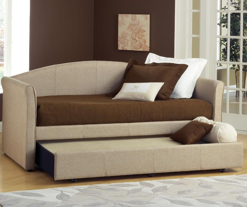 Hillsdale Daybeds Twin Siesta Daybed with Trundle - Item Number: 1017DBT