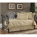 Hillsdale Daybeds Twin Mercer Daybed - Item Number: 1039DBLH