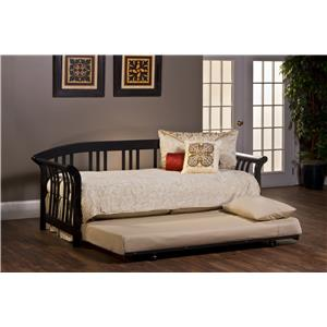 Morris Home Furnishings Daybeds Dorchester Daybed with Suspension Deck and T