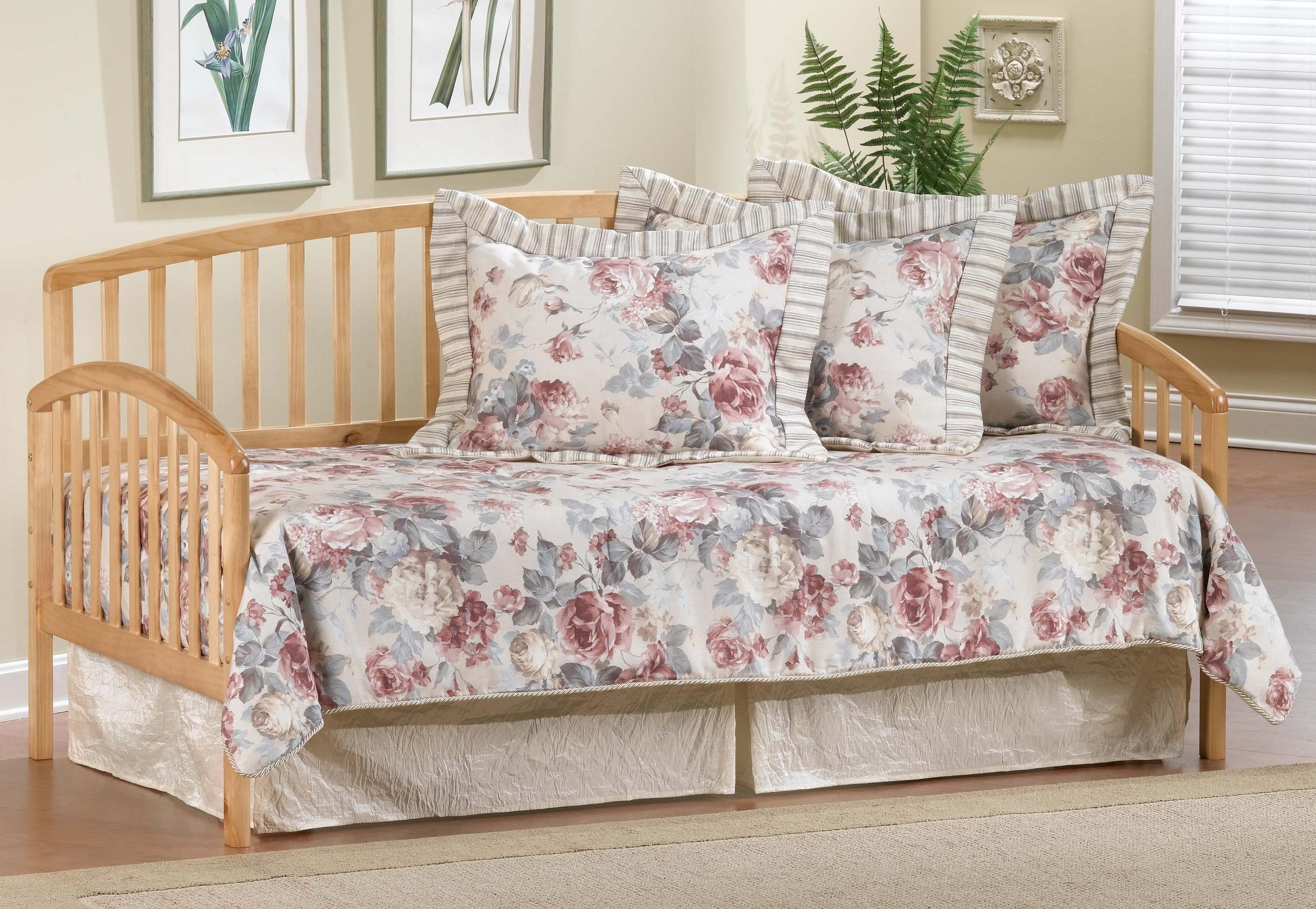 Hillsdale Daybeds Twin Carolina Daybed - Item Number: 1108DBLH