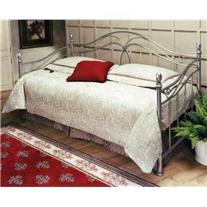Morris Home Furnishings Daybeds Twin Milano Daybed