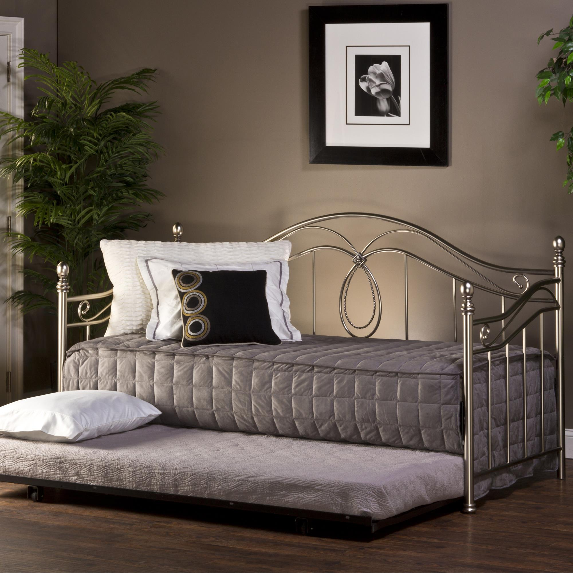 Hillsdale Daybeds Twin Milano Daybed - Item Number: 11176DBLHTR
