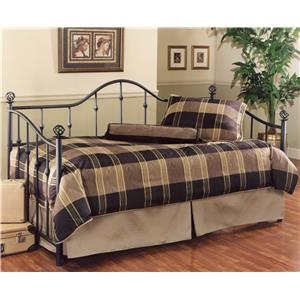 Morris Home Furnishings Daybeds Daybed w/Suspension Deck and Trundle