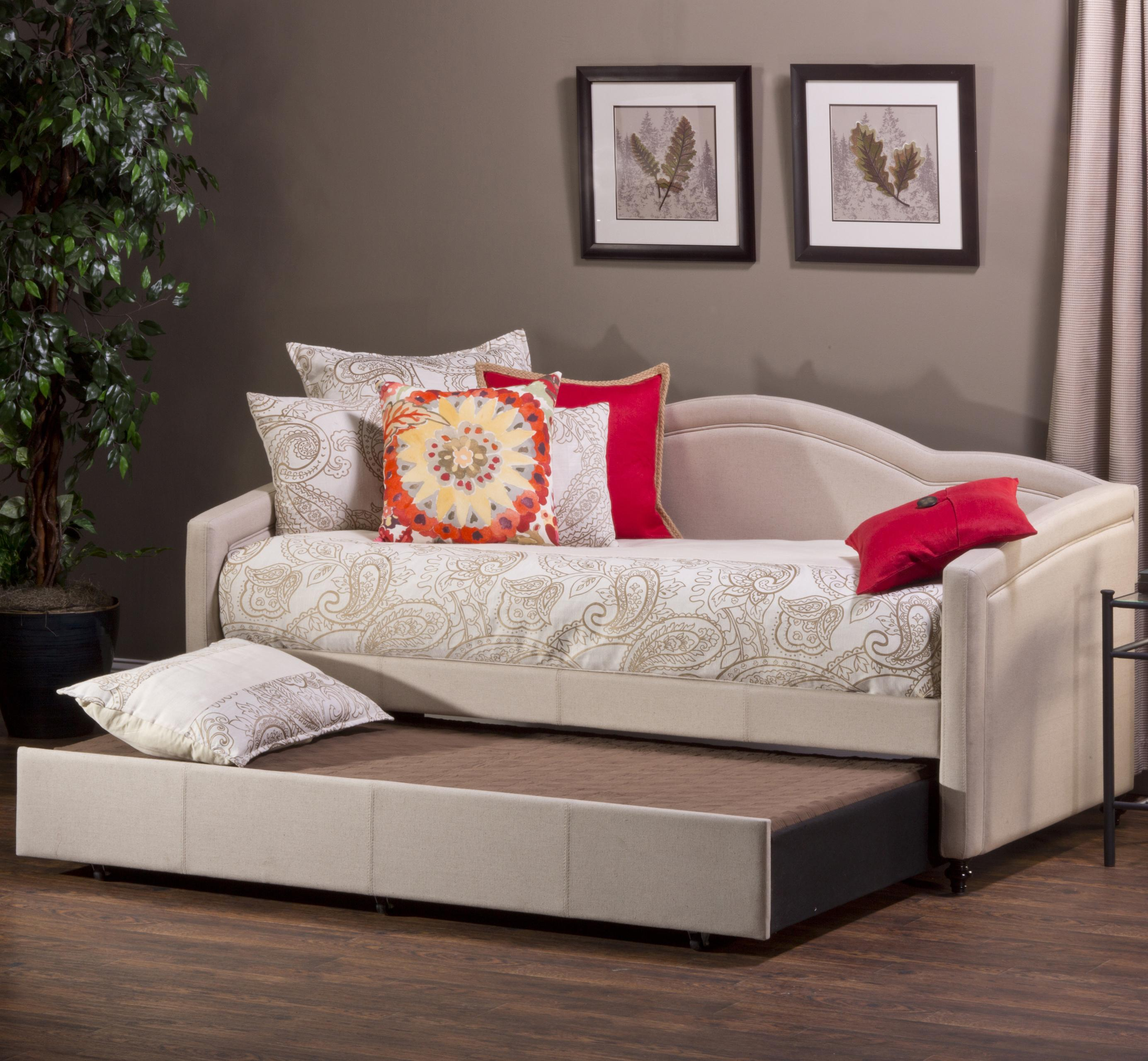 Hillsdale Daybeds Jasmine Daybed W Trundle Conlin S