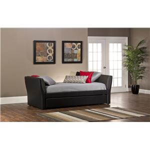 Hillsdale Daybeds Natalie Daybed with Trundle
