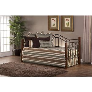 Morris Home Furnishings Daybeds Matson Daybed with Suspension Deck