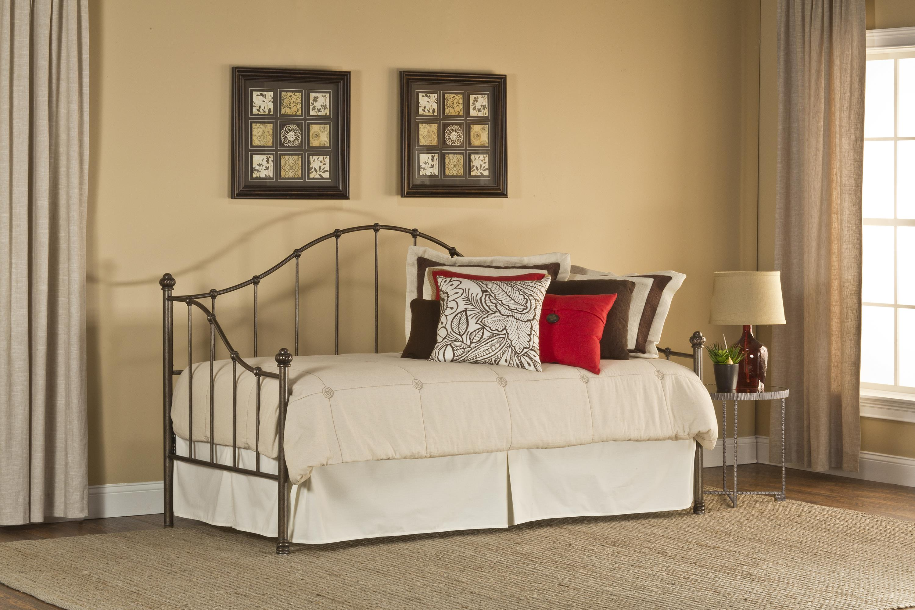 Hillsdale Daybeds Amy Daybed with Suspension Deck - Item Number: 1271DBLH