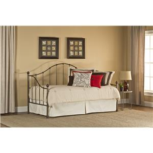 Morris Home Furnishings Daybeds Amy Daybed with Suspension Deck