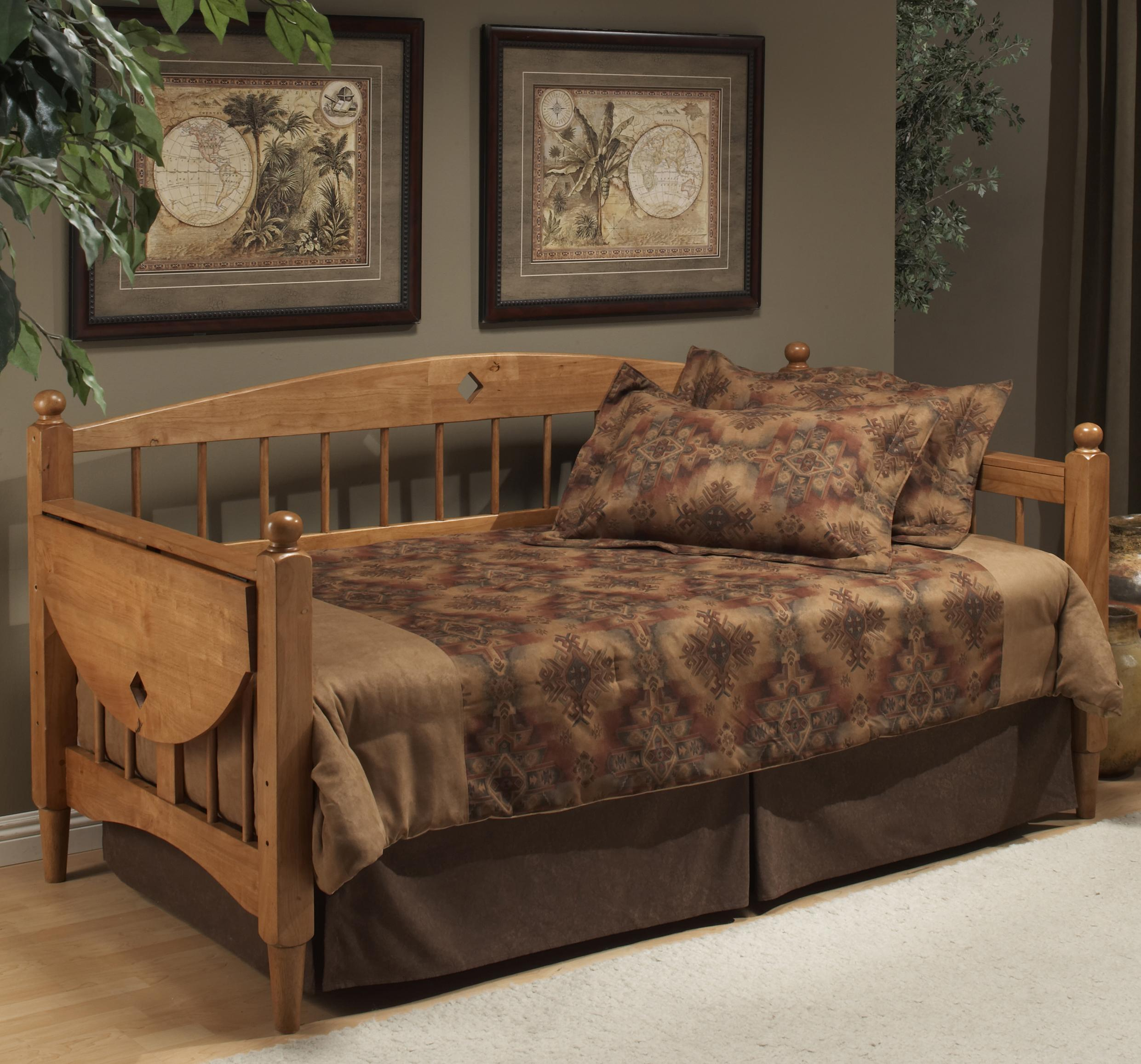 Hillsdale Daybeds Twin Dalton Daybed - Item Number: 1393DBLH