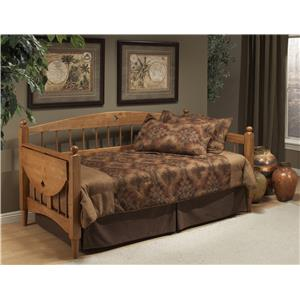 Morris Home Furnishings Daybeds Daybed with Suspension Deck and Trundle