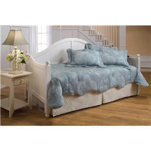 Hillsdale Daybeds Daybed with Suspension Deck and Trundle