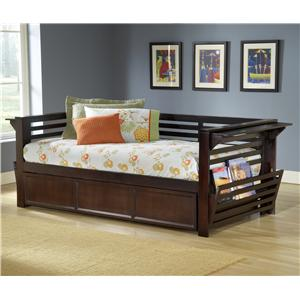 Morris Home Furnishings Daybeds Twin Miko Daybed with Trundle