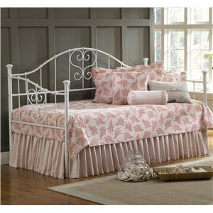 Morris Home Furnishings Daybeds Twin Lucy Daybed with Trundle