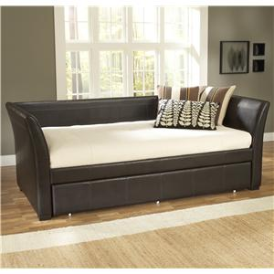 Morris Home Furnishings Daybeds Twin Malibu Daybed with Trundle