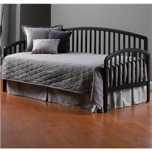 Morris Home Furnishings Daybeds Twin Carolina Daybed