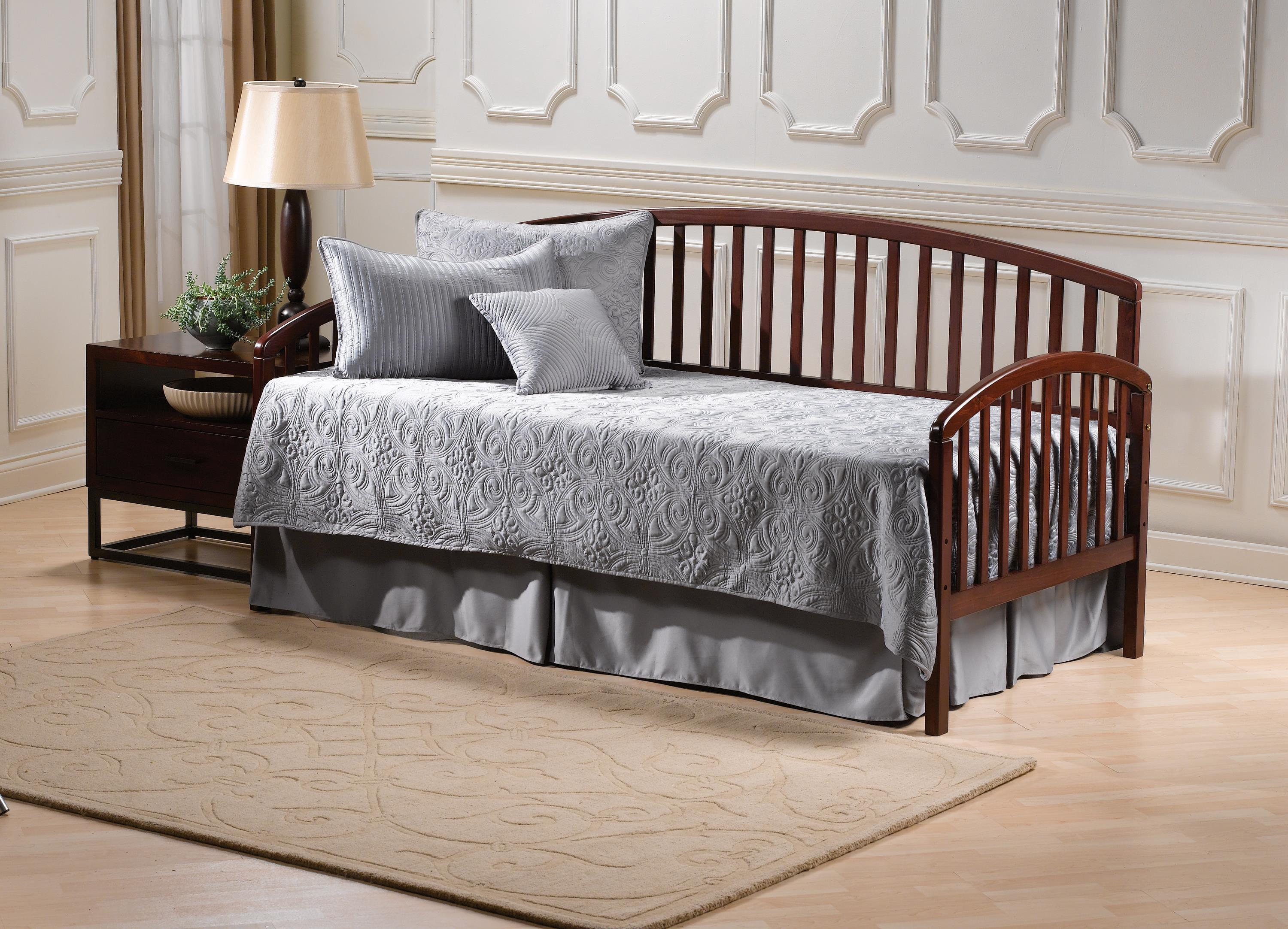 Hillsdale Daybeds Twin Carolina Daybed - Item Number: 1593DBLH
