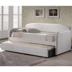 Morris Home Furnishings Daybeds Twin Springfield Daybed with Trundle