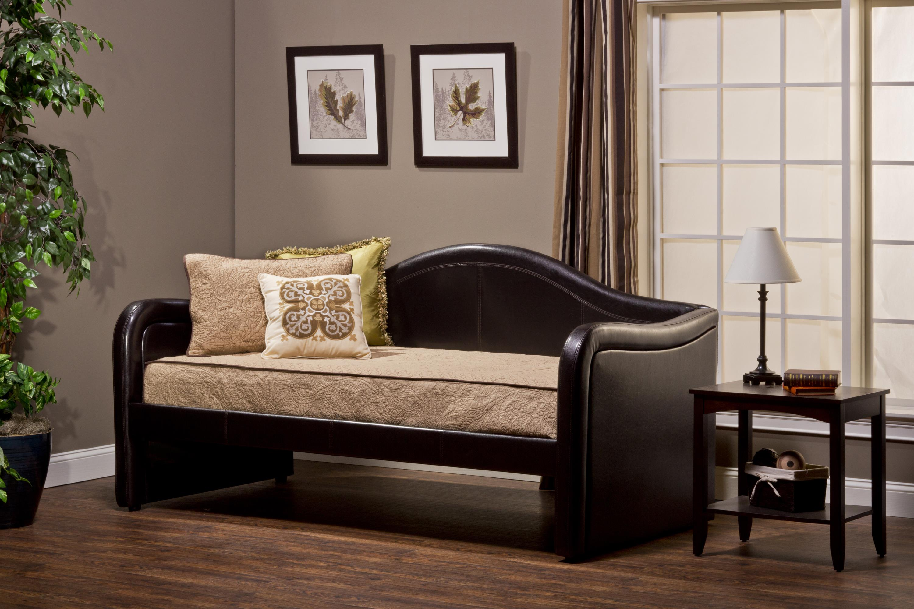 Hillsdale Daybeds Brenton Daybed with Optional Trundle Bed - Item Number: 1719DB