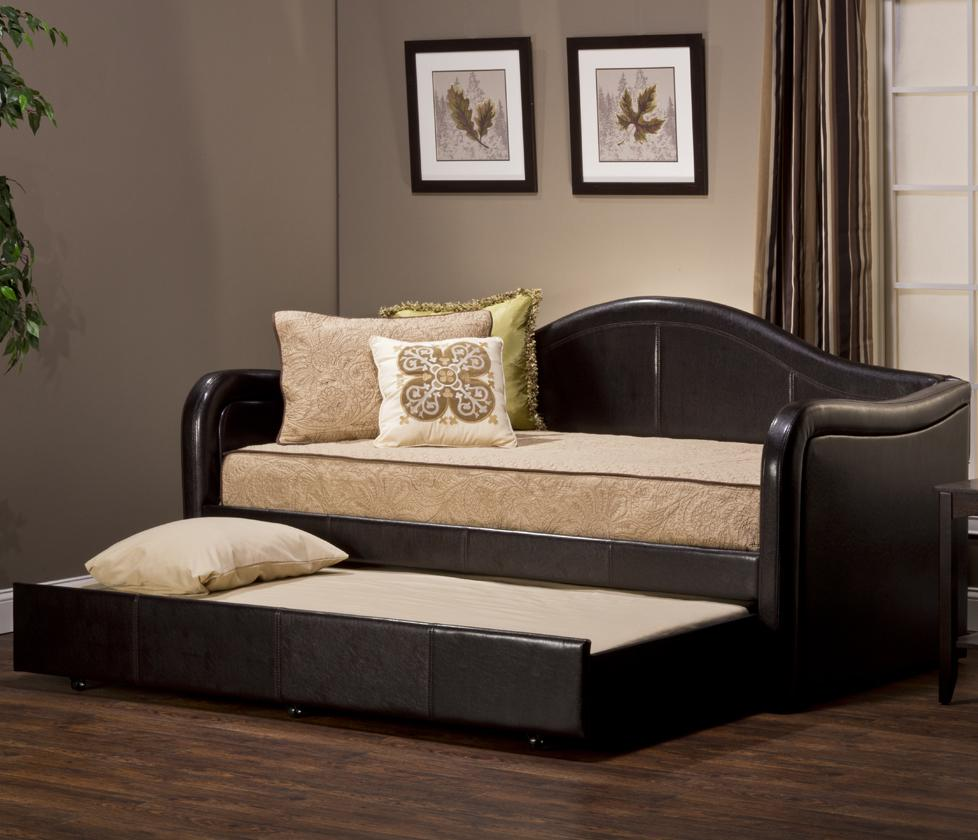 Hillsdale Daybeds Twin Brenton Daybed with Trundle - Item Number: 1719DBT