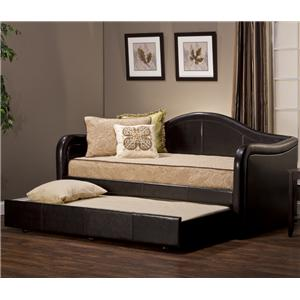 Morris Home Furnishings Daybeds Twin Brenton Daybed with Trundle