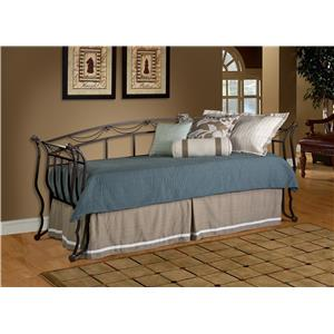 Morris Home Daybeds Daybed with Suspension Deck and Trundle
