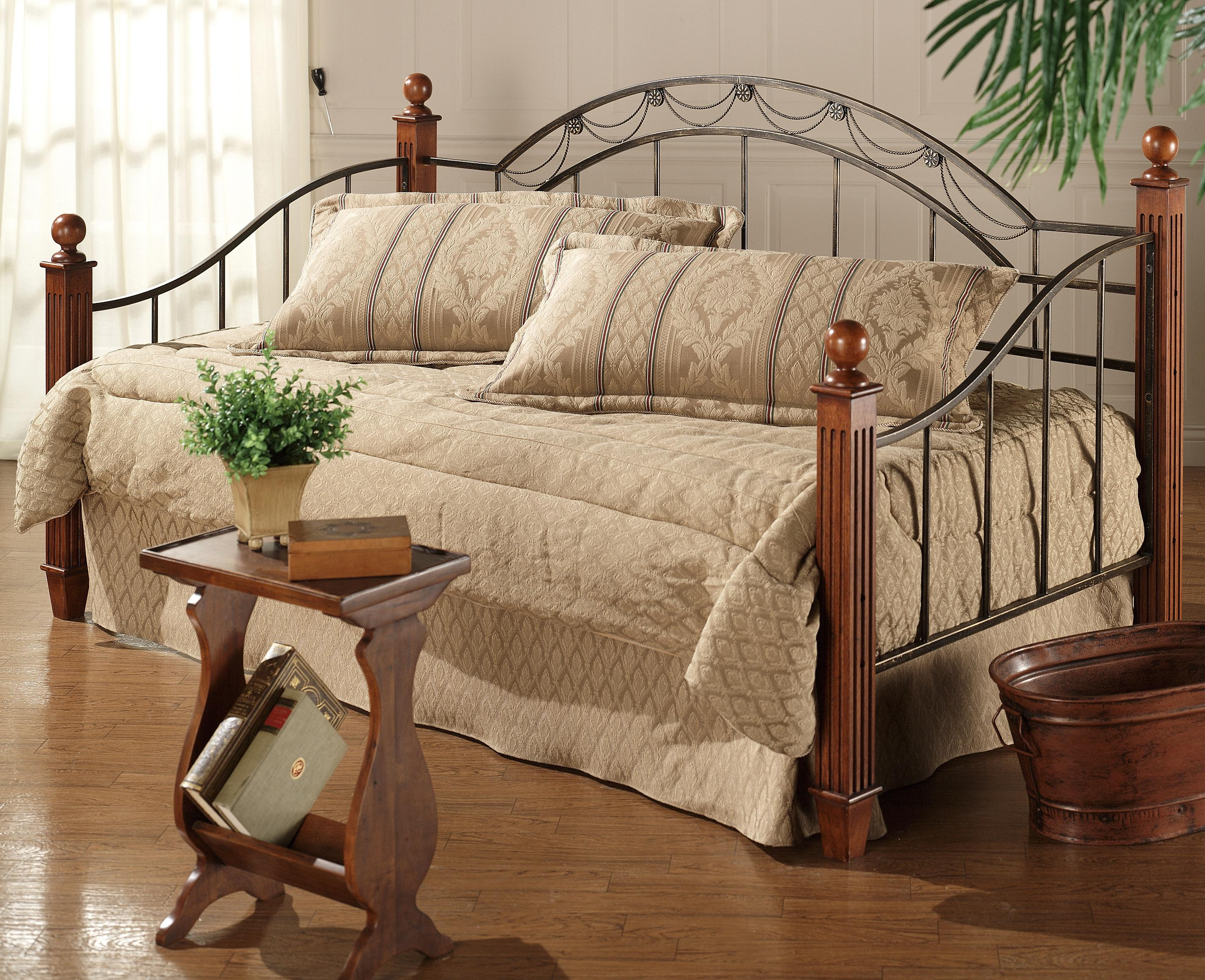 Hillsdale Daybeds Twin Camelot Daybed - Item Number: 171DBWDLH