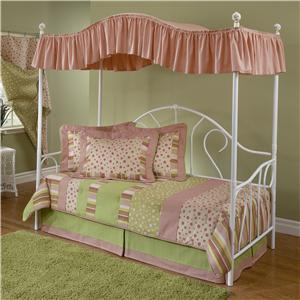 Hillsdale Daybeds Twin Bristol Daybed with Canopy