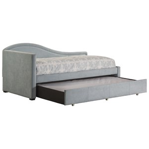 Hillsdale Daybeds Daybed with Trundle
